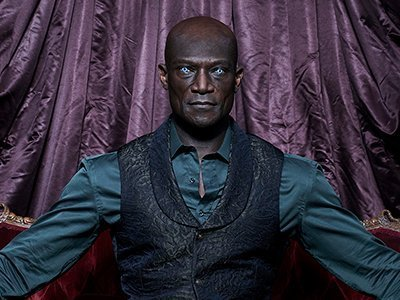 Image result for midnight texas Peter Mensah